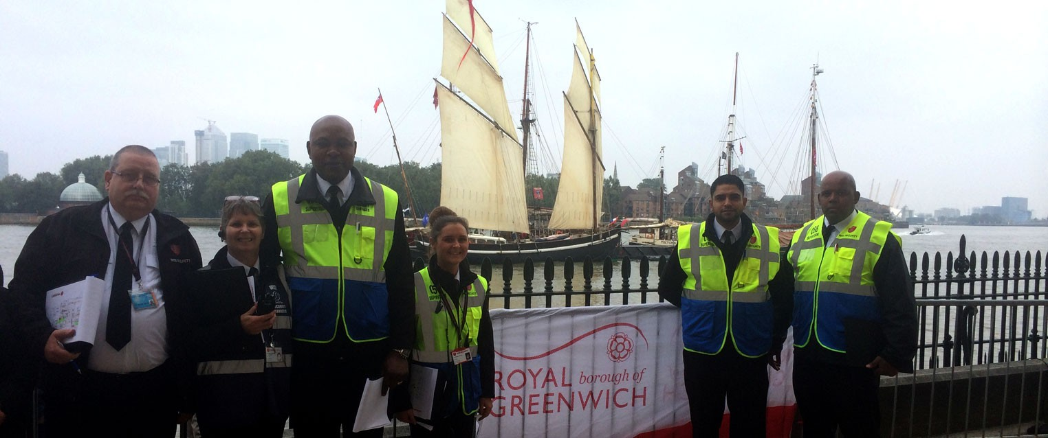 Royal Greenwich Tall Ships Regatta
