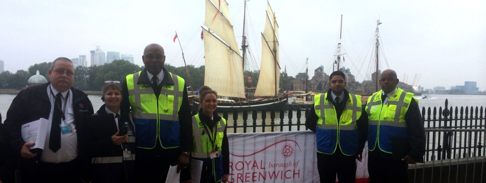 Royal Greenwich Tall Ships Regatta