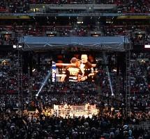 Froch v Groves at Wembley Stadium
